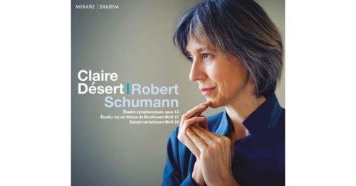 Claire Désert nous plonge au cœur du romantisme avec ses deux nouveaux albums