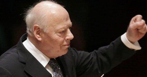 Bernard Haitink, le grand chef d'orchestre néerlandais, est mort à l'âge de 92 ans