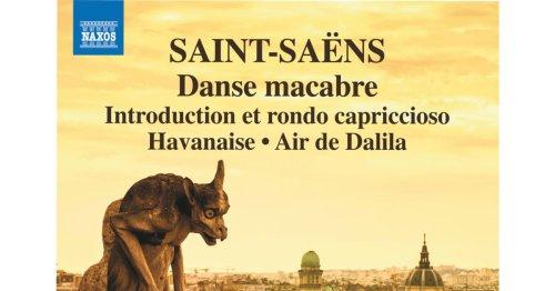 Fanny Clamagirand rend hommage à Camille Saint-Saëns