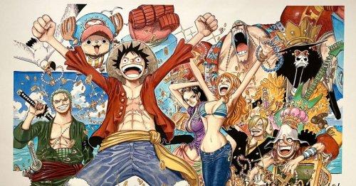 One Piece: pourquoi le dessin offert à Emmanuel Macron va au-delà de l'anecdote