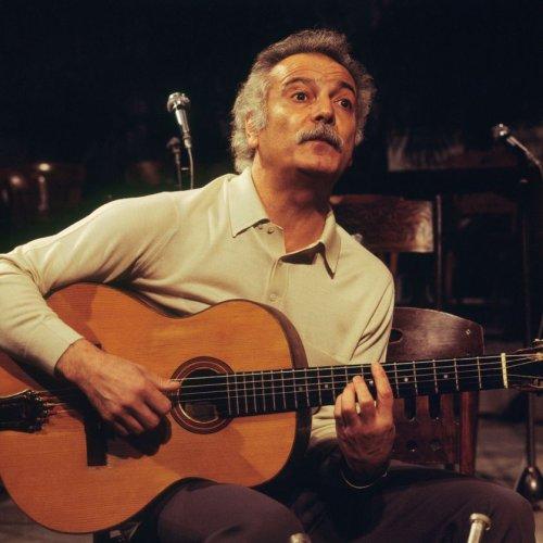 Georges Brassens, le poète