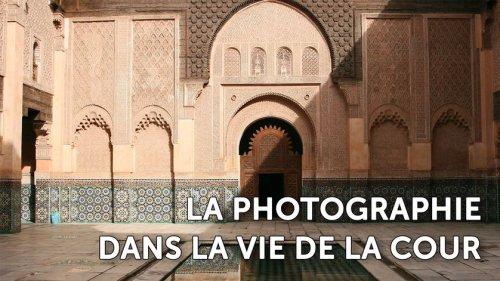 Un sultan marocain photographie l'une de ses favorites