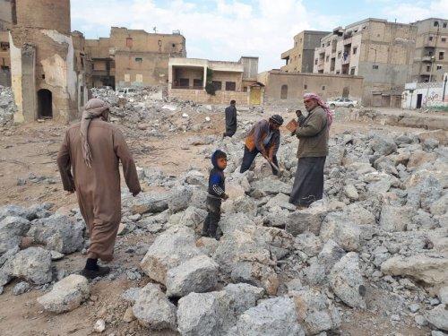 Raqqa, à la croisée des chemins
