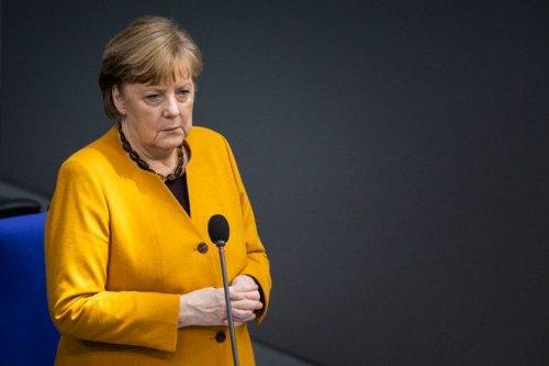 Angela Merkel a demandé pardon aux Allemands…