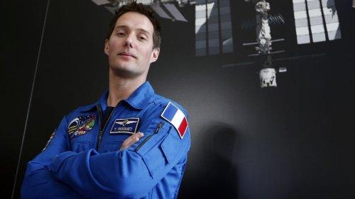 Thomas Pesquet taquine la gendarmerie des Vosges depuis la Station spatiale internationale