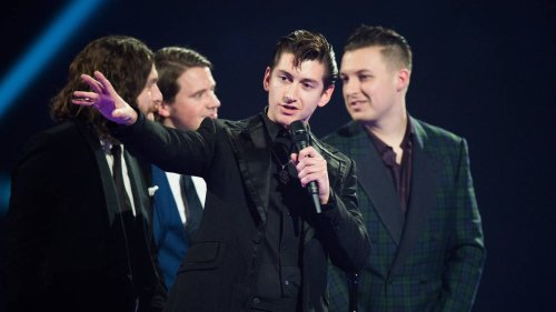 Nothing can top Alex Turner's 2014 BRIT Awards speech