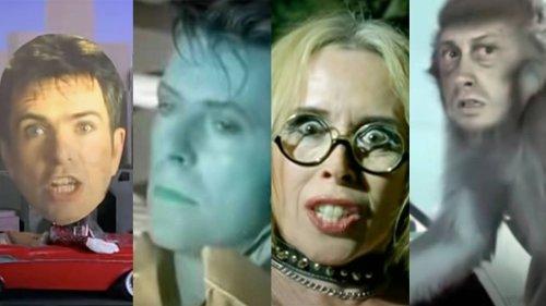 The weirdest music videos ever made
