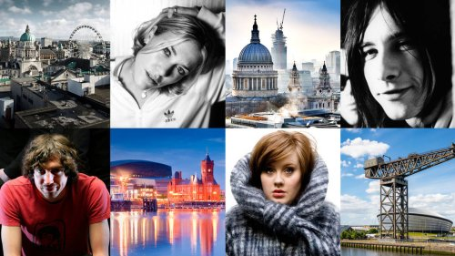 Britain's most musical towns and cities