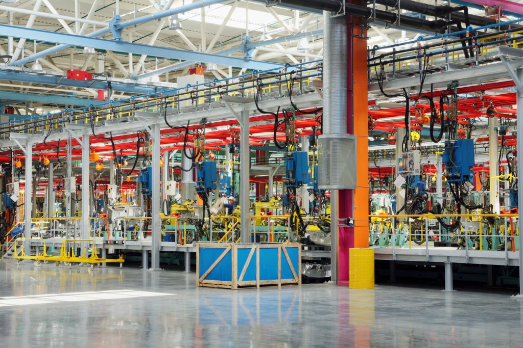 Original Equipment Effectiveness Plays A Role in Productive Manufacturing - cover