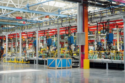 Original Equipment Effectiveness Plays A Role in Productive Manufacturing