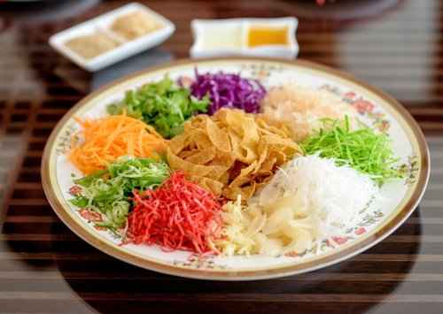 Tips for a Healthier Feast this Chinese New Year
