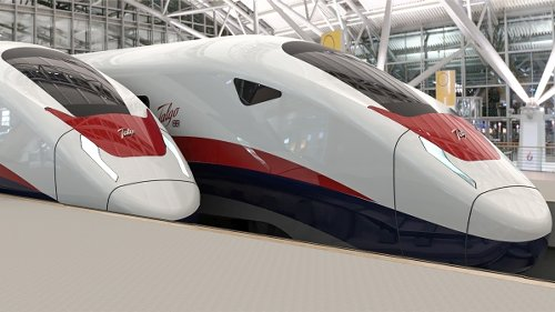 Talgo and HS2 Ltd set for day in court over rolling stock tender - International Railway Journal