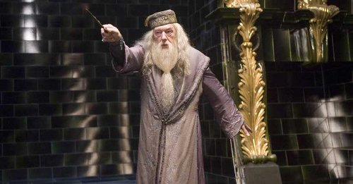 Fans Point Out Details About Dumbledore That We Never Noticed Before