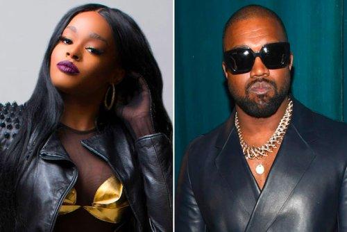 Azealia Banks Says She Wants to Date Kanye West