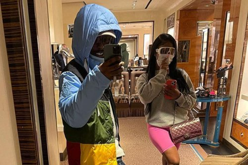 Lil Uzi Vert Gifts JT His First Chain