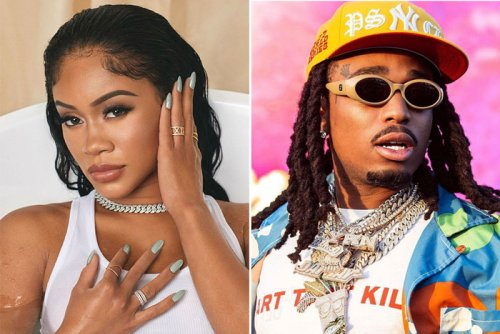 Saweetie Calls Out Quavo for Cheating with 'Thots' on New Song