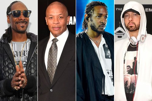 Snoop Dogg Eyes Super Bowl Halftime Show with Dr. Dre, Kendrick Lamar, Eminem