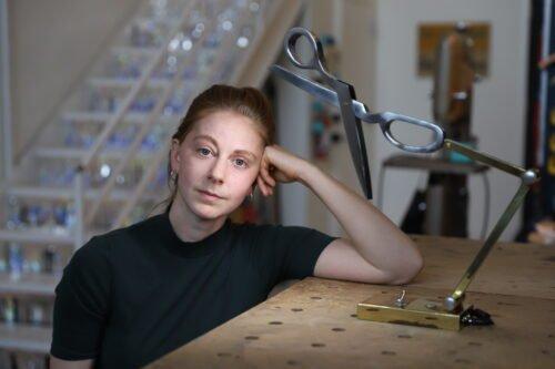Meet Simone Giertz: Inventor, robotics enthusiast, and YouTuber - Raspberry Pi