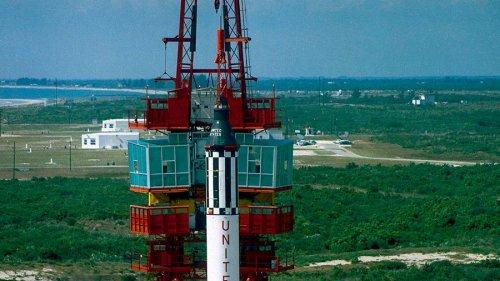 APOD/NASA: Mercury-Redstone 3 Fırlatması