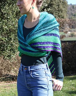 Texture Wrap pattern by Cris Dvic