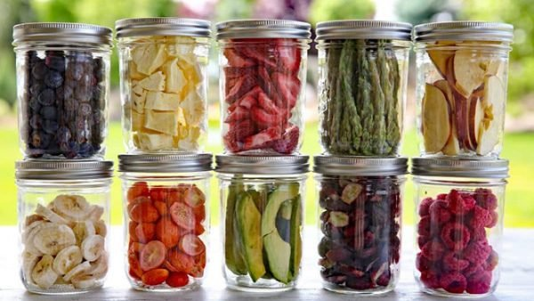 How Long Will Dehydrated Foods Last? - Raw Blend