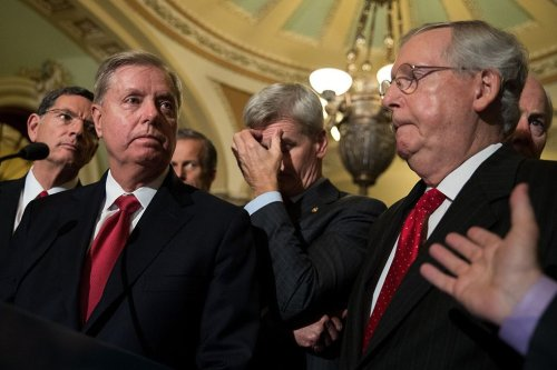 'This whole house of cards is gonna collapse': GOP shutters Senate with US on verge of economic catastrophe