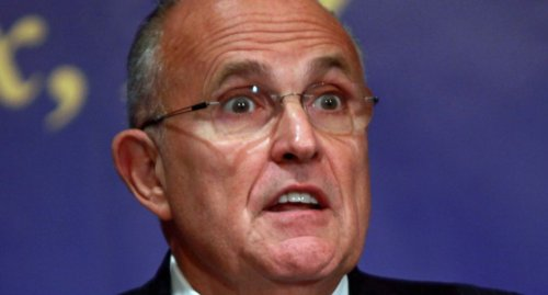 A Giuliani company got a PPP loan from a Trump-friendly bank — but lists no employees. Was it fraud?