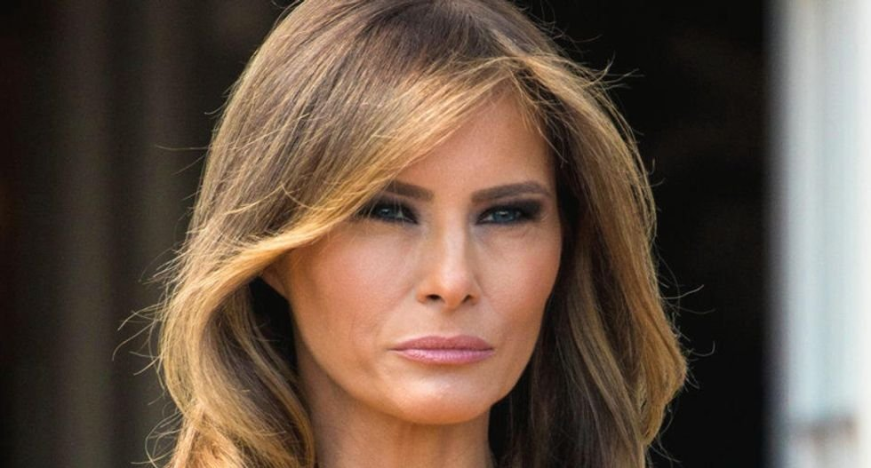 'Seriously?' Melania Trump ripped for honoring 'Substance Abuse Prevention' as president and Don Jr mock Hunter Biden
