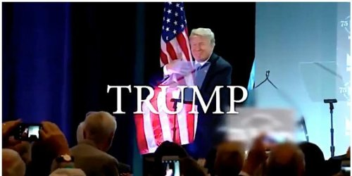 WATCH: Trump releases new video — that will make you laugh like it's a parody