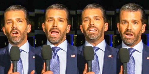 Donald Trump Jr. gets blown up in barbed exchange with Ana Navarro