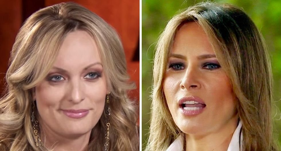 Trump said it was a lot easier to pay off Stormy Daniels than Melania: Michael Cohen