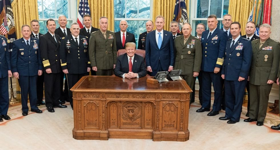 Pentagon brass 'have a duty to go on the record' after Trump denies shocking military scandal: conservative