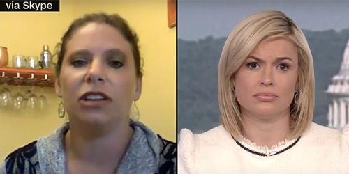 Texas nurse humiliates herself relating COVID vaccines to the Nuremberg Trials of Nazi war criminals