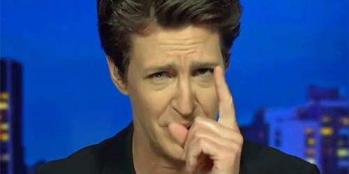 Maddow reveals why Biden can now stop 'wasting time' trying to negotiate with Republicans