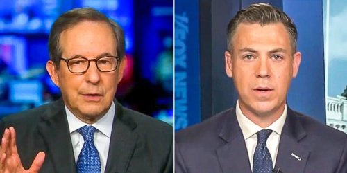 Chris Wallace lays waste to lying GOPer: 'It's you and the Republicans who are defunding the police'