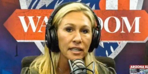 Majorie Taylor Greene attacks fellow Republicans in unhinged rant about 'pedophile rings in DC'