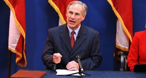 'Segregated South type behavior': Americans are furious at 'scared' Texas's Gov. Abbott deploying Guard troops to the polls
