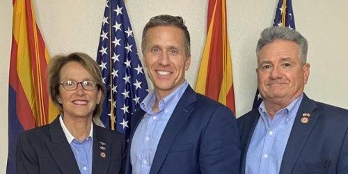 'Wacko tourism': Disgraced ex-governor Eric Greitens makes pilgrimage to Arizona audit