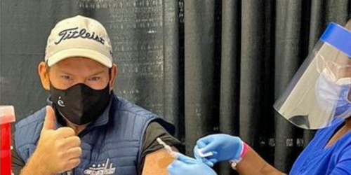 Brett Baier's vax pic backlash shows extent Fox News' disinfo has poisoned vaccination efforts