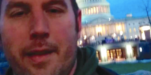 Judge rips Trump supporter who stormed Capitol: 'Your vote doesn't count any more than anyone else's'
