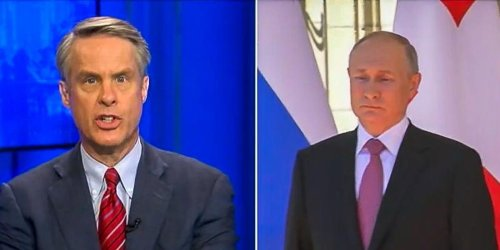 ABC host accidentally admits Trump 'betrayed' US while meeting with Putin in 2018