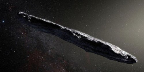 The once-sedate astronomy world is quarreling over an 'alien' asteroid