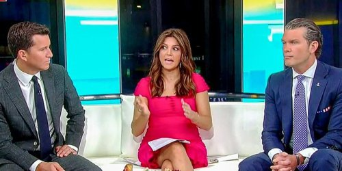 'It's scary!' Fox News hosts react in terror after 'American way' is removed from Superman's motto