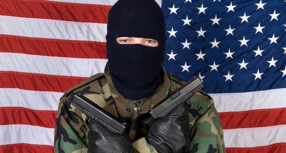 Militia that targeted Michigan governor also sought to kill cops