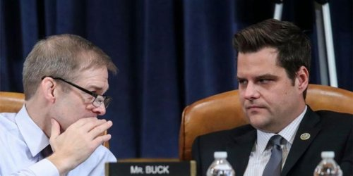 'Everyone thinks that this is going the wrong direction': Republicans faced with dealing with Matt Gaetz as Congress returns