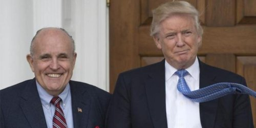 Trump and Rudy Giuliani's ties to opioid crisis revealed by HBO 'The Crime of the Century' filmmaker