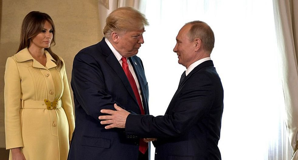 Military deserves better than 'vain and shallow' Trump who is busy playing 'footsie with Putin': MSNBC conservative
