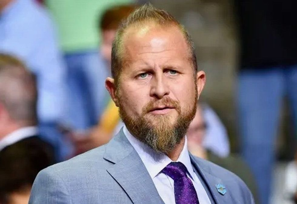 Brad Parscale cried in front of cops -- and bitterly complained his wife was withholding sex