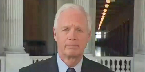 Conspiracy loving GOP senator basted for pushing 'white supremacist Great Replacement theory' on Fox