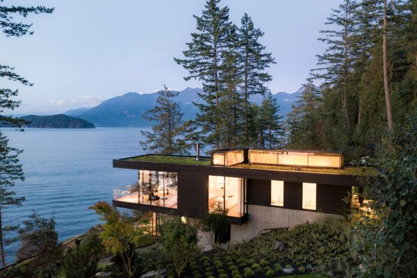 Stunning Architecture in British Columbia